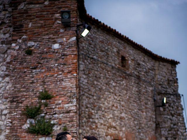 Il matrimonio di Nicolò e Anastasia a Verucchio, Rimini 17