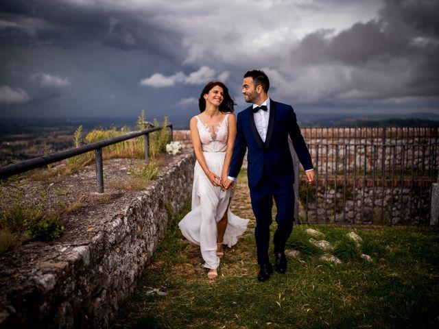 Il matrimonio di Nicolò e Anastasia a Verucchio, Rimini 19