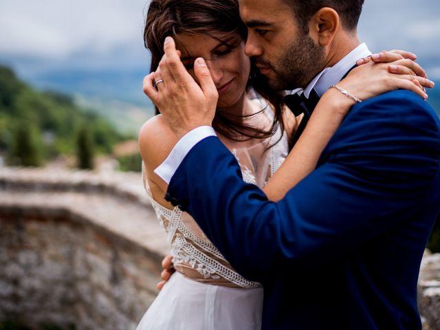 Il matrimonio di Nicolò e Anastasia a Verucchio, Rimini 21