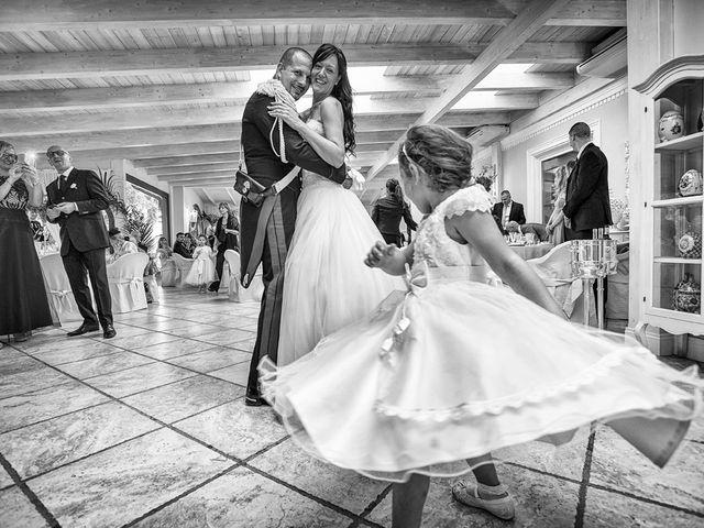 le nozze di Dora e Michele