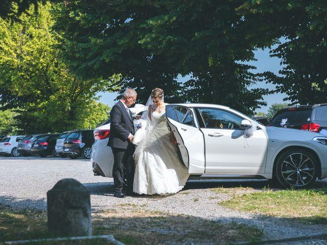 Il matrimonio di Alessio e Serena a Orzinuovi, Brescia 50