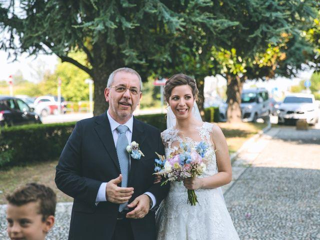 Il matrimonio di Alessio e Serena a Orzinuovi, Brescia 60