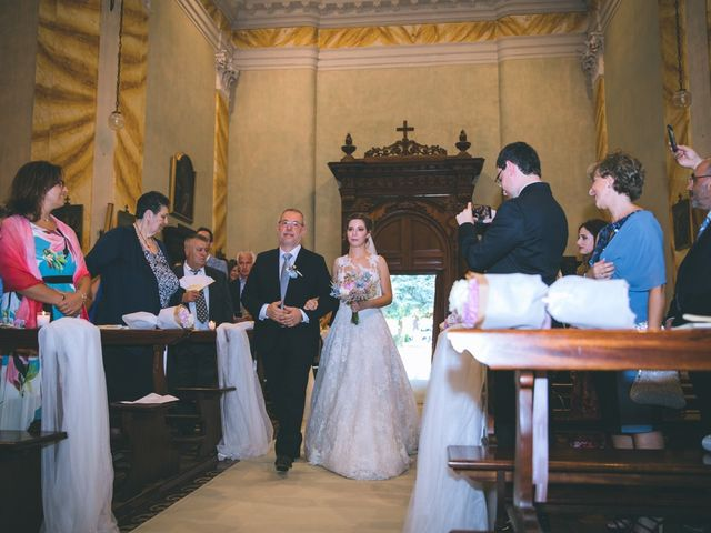 Il matrimonio di Alessio e Serena a Orzinuovi, Brescia 65