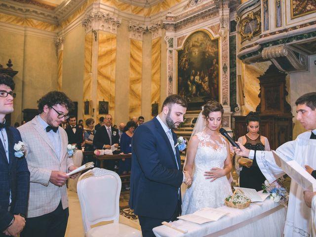 Il matrimonio di Alessio e Serena a Orzinuovi, Brescia 80