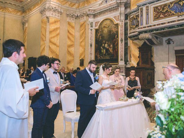 Il matrimonio di Alessio e Serena a Orzinuovi, Brescia 93