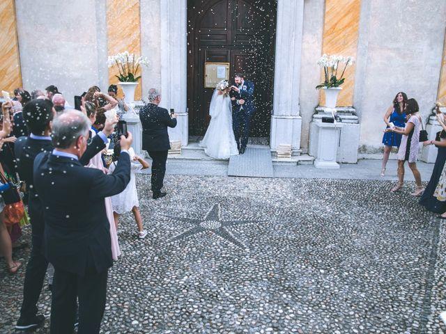 Il matrimonio di Alessio e Serena a Orzinuovi, Brescia 104