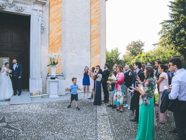 Il matrimonio di Alessio e Serena a Orzinuovi, Brescia 107