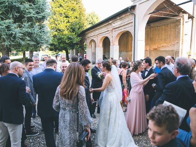 Il matrimonio di Alessio e Serena a Orzinuovi, Brescia 112