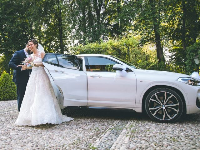 Il matrimonio di Alessio e Serena a Orzinuovi, Brescia 123
