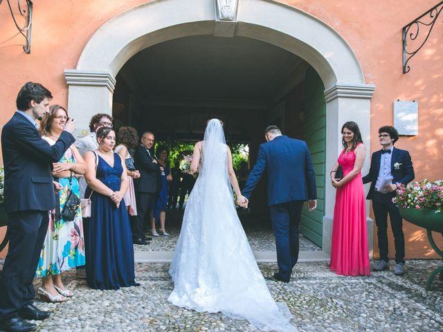 Il matrimonio di Alessio e Serena a Orzinuovi, Brescia 125