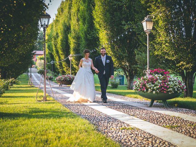 Il matrimonio di Alessio e Serena a Orzinuovi, Brescia 148