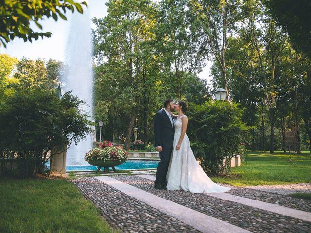 Il matrimonio di Alessio e Serena a Orzinuovi, Brescia 153