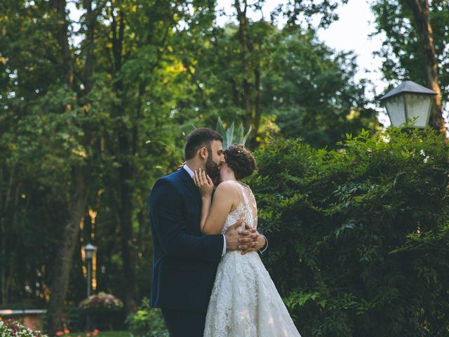 Il matrimonio di Alessio e Serena a Orzinuovi, Brescia 154