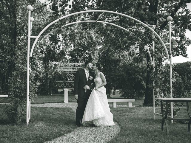 Il matrimonio di Alessio e Serena a Orzinuovi, Brescia 157