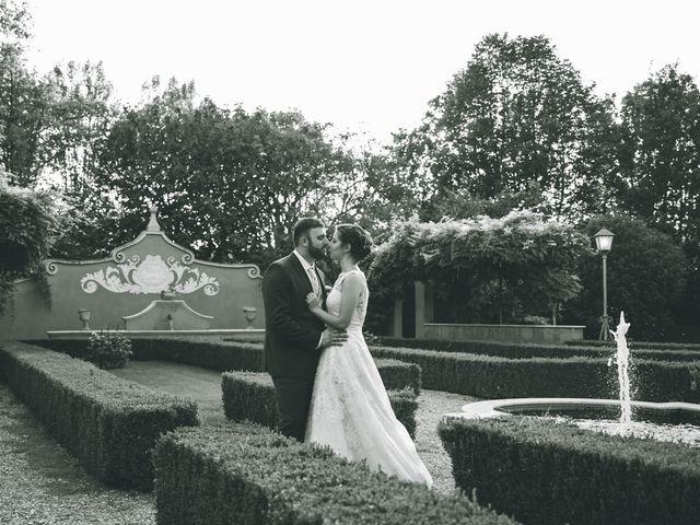 Il matrimonio di Alessio e Serena a Orzinuovi, Brescia 171