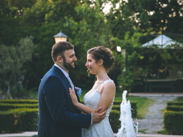 Il matrimonio di Alessio e Serena a Orzinuovi, Brescia 174