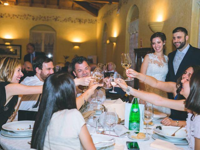 Il matrimonio di Alessio e Serena a Orzinuovi, Brescia 194
