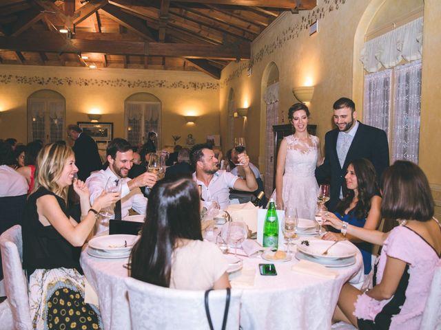 Il matrimonio di Alessio e Serena a Orzinuovi, Brescia 195