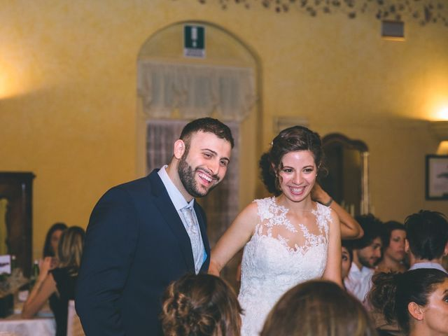Il matrimonio di Alessio e Serena a Orzinuovi, Brescia 198