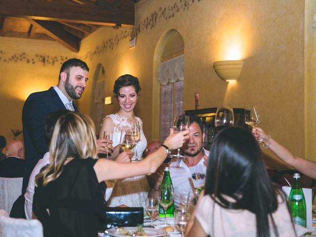 Il matrimonio di Alessio e Serena a Orzinuovi, Brescia 201