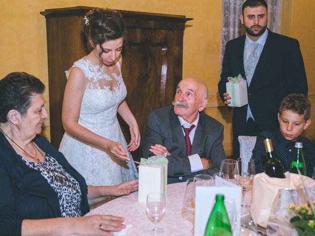 Il matrimonio di Alessio e Serena a Orzinuovi, Brescia 203