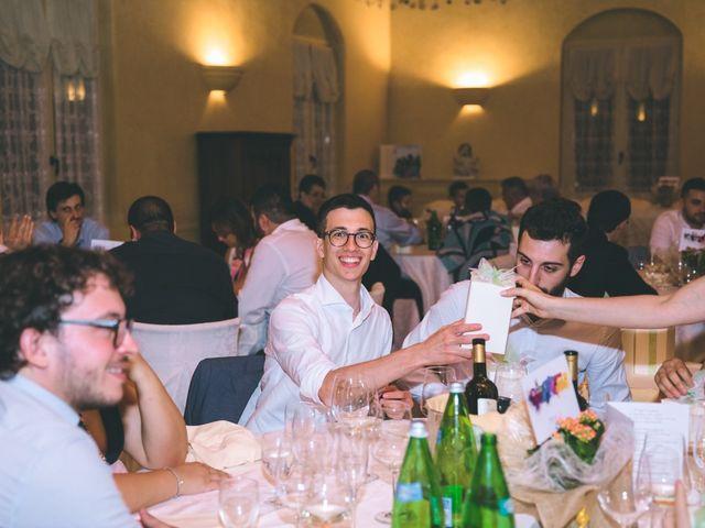 Il matrimonio di Alessio e Serena a Orzinuovi, Brescia 204