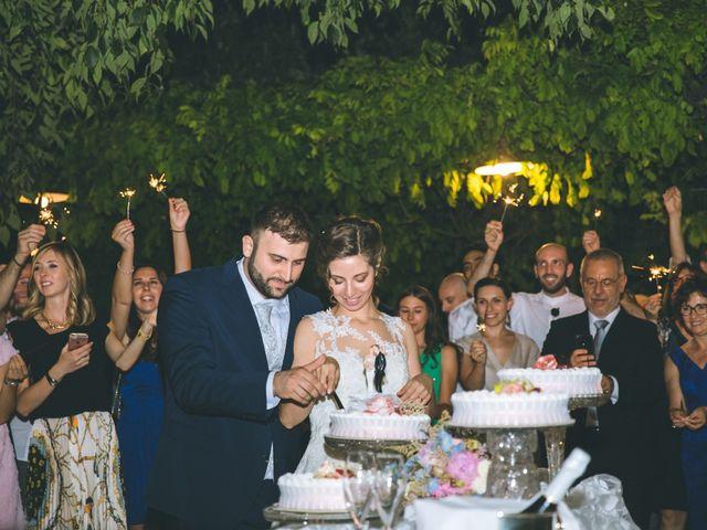 Il matrimonio di Alessio e Serena a Orzinuovi, Brescia 211