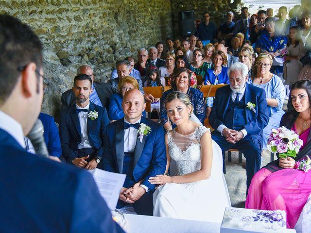 Il matrimonio di Stefano e Alessia a Bussoleno, Torino 17