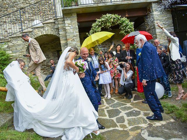 Il matrimonio di Stefano e Alessia a Bussoleno, Torino 18