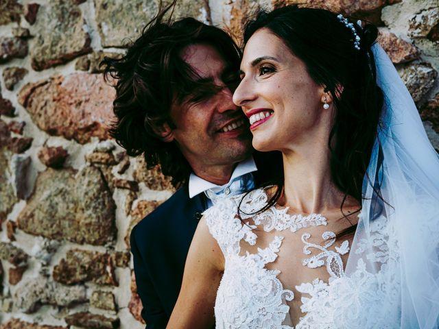 Le nozze di Roberta e Sergio