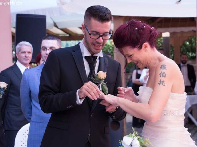 Il matrimonio di Luca e Cynthia a Alessandria, Alessandria 6
