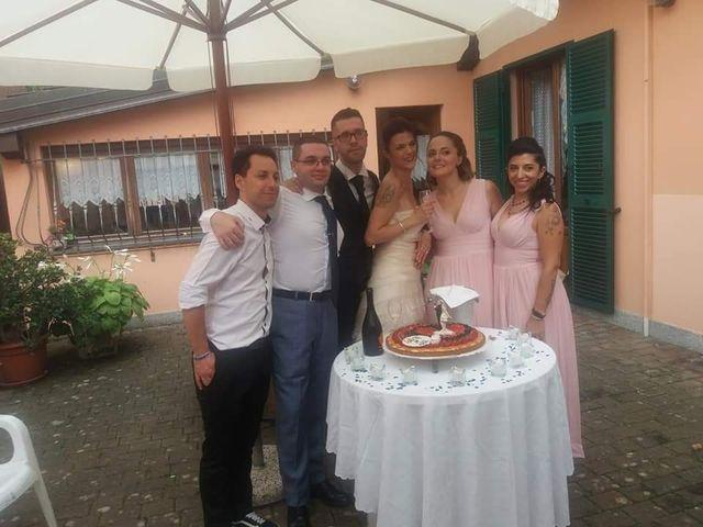 Le nozze di Cynthia e Luca