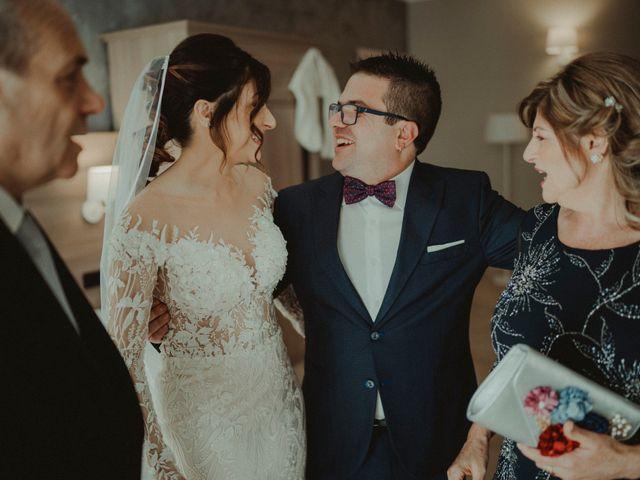 Il matrimonio di Biagio e Consuelo a Salemi, Trapani 23
