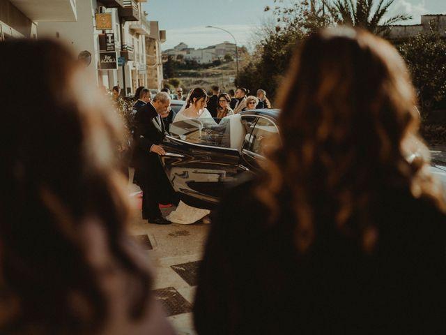 Il matrimonio di Biagio e Consuelo a Salemi, Trapani 28