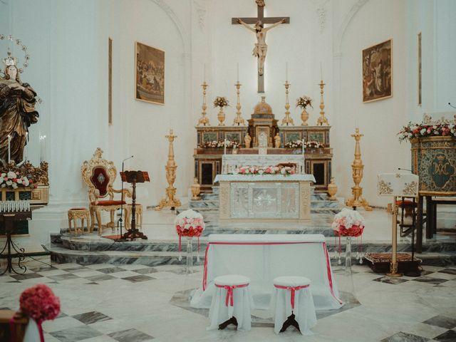 Il matrimonio di Biagio e Consuelo a Salemi, Trapani 29