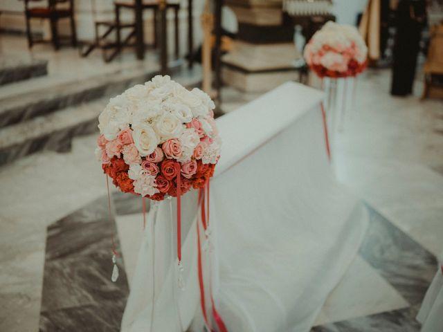 Il matrimonio di Biagio e Consuelo a Salemi, Trapani 30