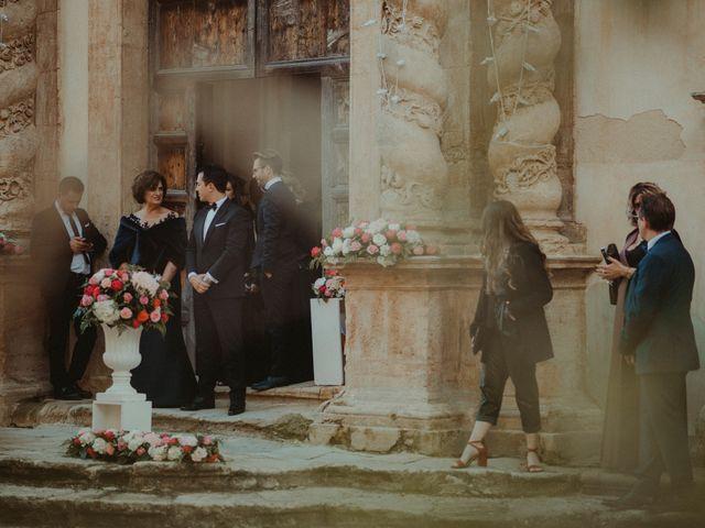 Il matrimonio di Biagio e Consuelo a Salemi, Trapani 35