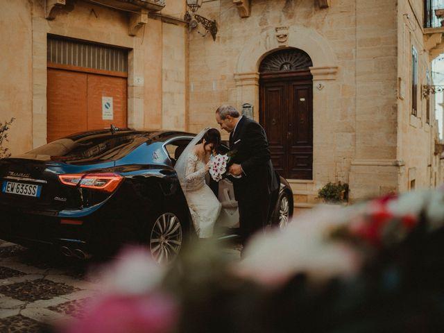 Il matrimonio di Biagio e Consuelo a Salemi, Trapani 36