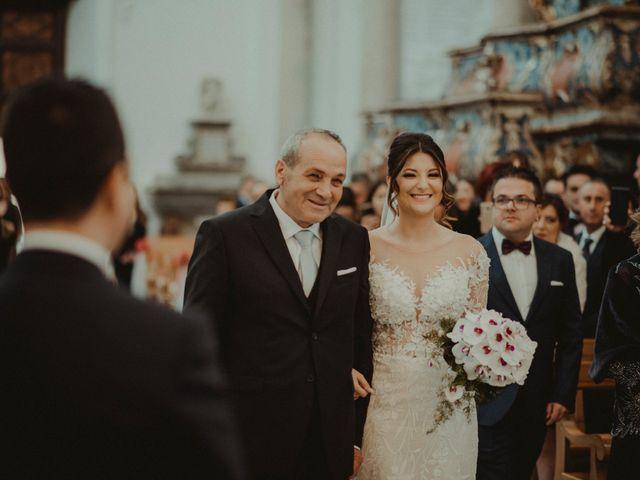 Il matrimonio di Biagio e Consuelo a Salemi, Trapani 38