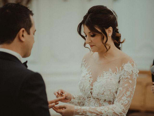 Il matrimonio di Biagio e Consuelo a Salemi, Trapani 41