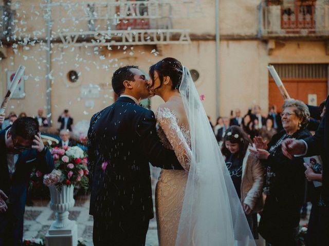 Il matrimonio di Biagio e Consuelo a Salemi, Trapani 44