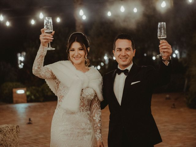 Il matrimonio di Biagio e Consuelo a Salemi, Trapani 66