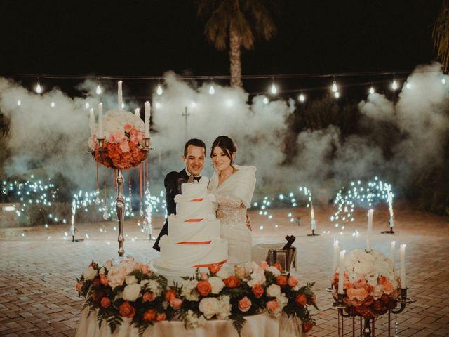 Il matrimonio di Biagio e Consuelo a Salemi, Trapani 81