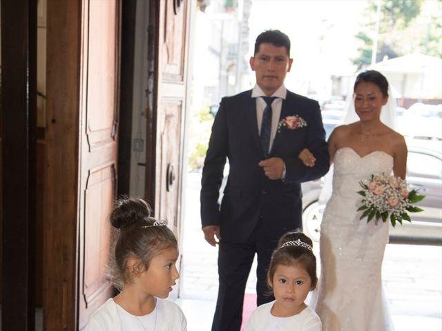 Il matrimonio di Giacomo e Giulianna a Milano, Milano 11