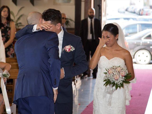 Il matrimonio di Giacomo e Giulianna a Milano, Milano 12