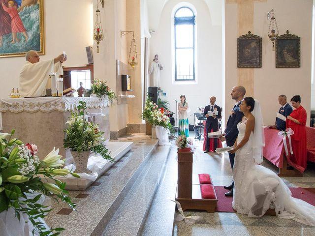Il matrimonio di Giacomo e Giulianna a Milano, Milano 15