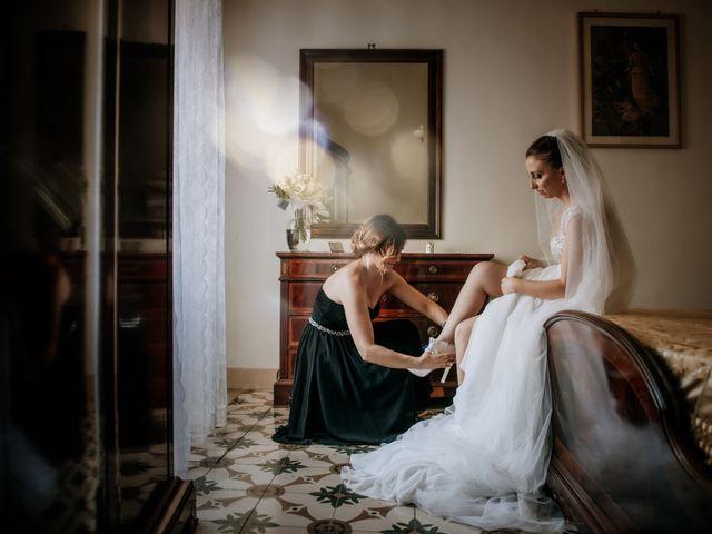 Il matrimonio di Chiara e Leonardo a Galatone, Lecce 13