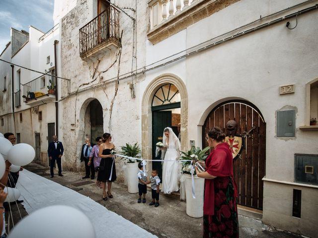 Il matrimonio di Chiara e Leonardo a Galatone, Lecce 15