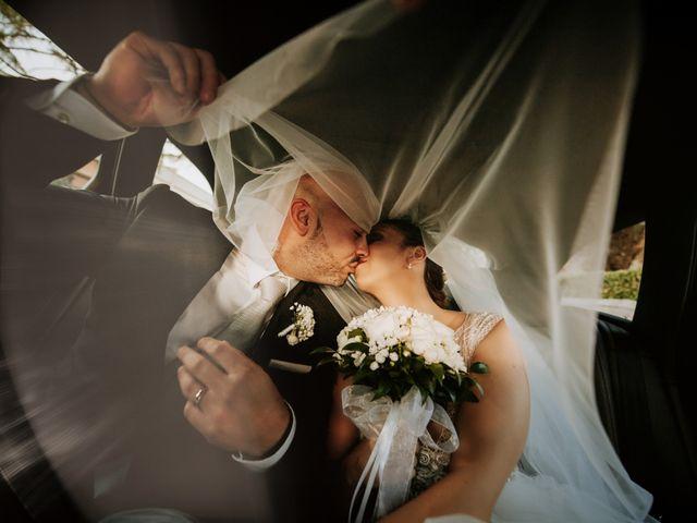 Le nozze di Leonardo e Chiara