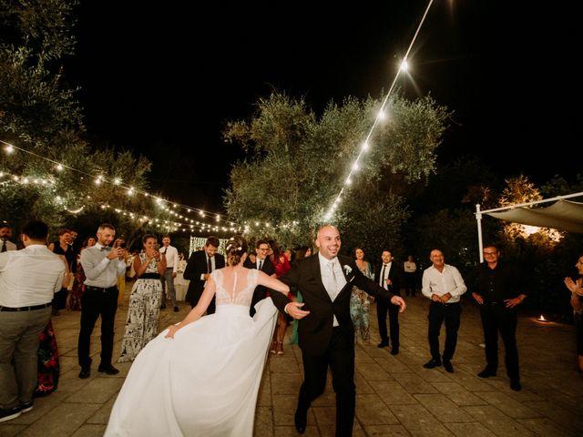 Il matrimonio di Chiara e Leonardo a Galatone, Lecce 27